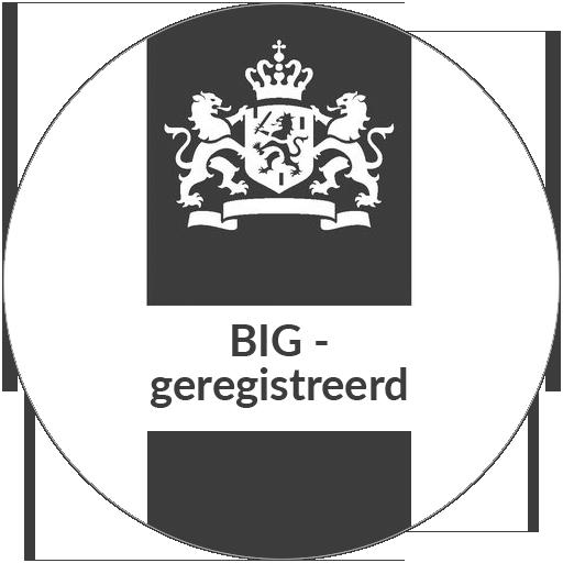 BIG-geregistreerd